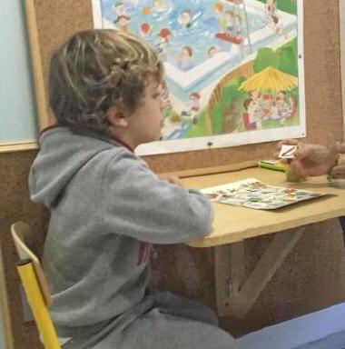 Clínica infantil psicología